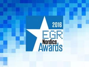 EGR Nordic Awards 2016 - Leo Vegas