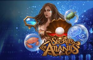 Secrets of Atlantis SuomiVegas