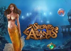 Secrets of Atlantis net ent