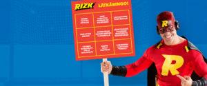 RIZK - Lätkäbingo