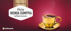 Kolikkopelit - Kahvi-kisa